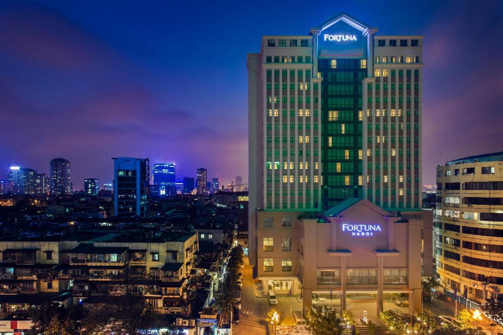 Công ty TNHH khách sạn Hà Nội Fortuna