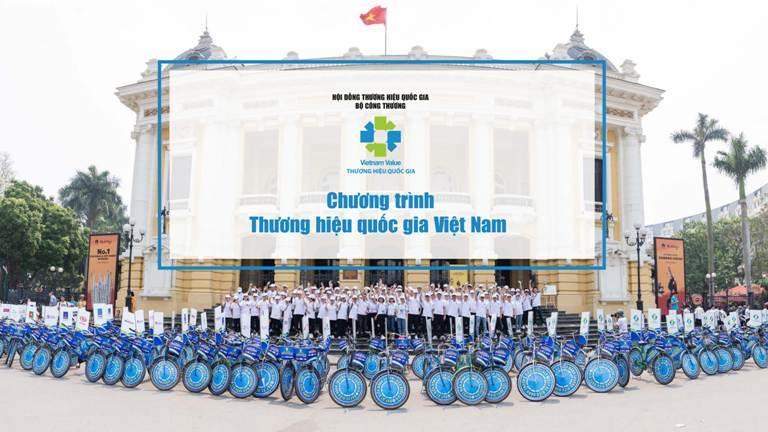 Mời đăng ký Thương hiệu quốc gia Việt Nam năm 2020 (dự kiến vào quý IV năm 2020)