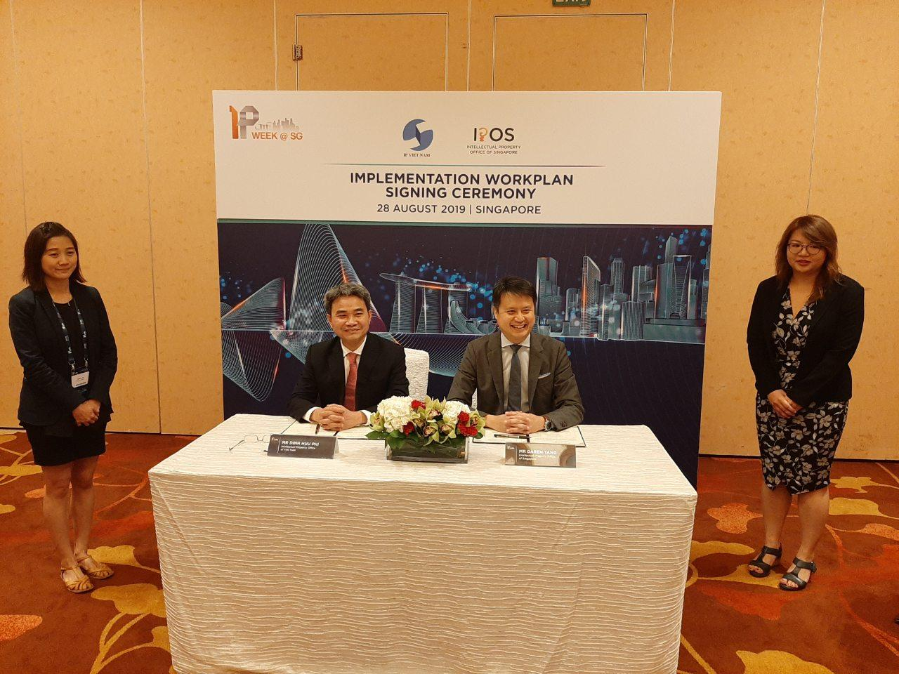 Tân Tổng Giám đốc Tổ chức Sở hữu trí tuệ thế giới (WIPO) Daren Tang
