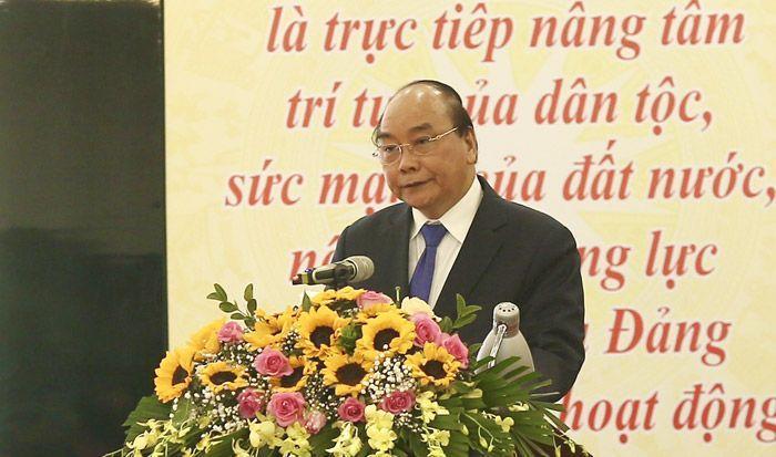 Sáng 25/12/2020, Thủ tướng Chính phủ Nguyễn Xuân Phúc đã tham dự và phát biểu chỉ đạo Đại hội VUSTA lần thứ VIII (nhiệm kỳ 2020-2025)